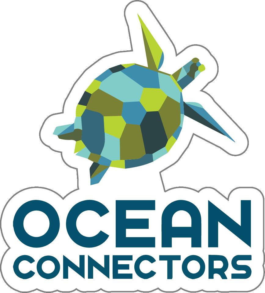 Ocean Connectors Sticker