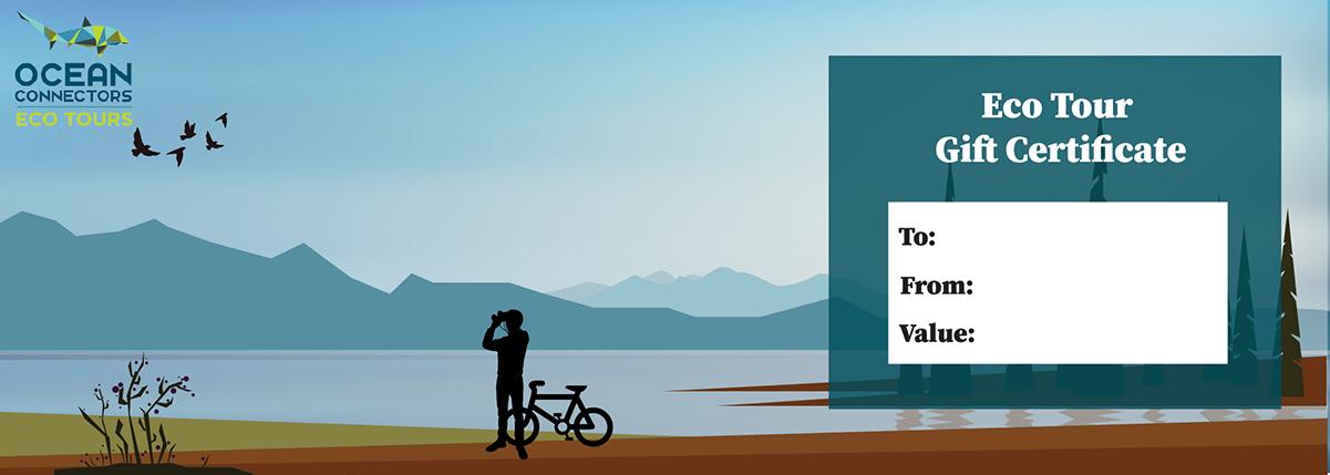 Birding & Biking Gift Certificate